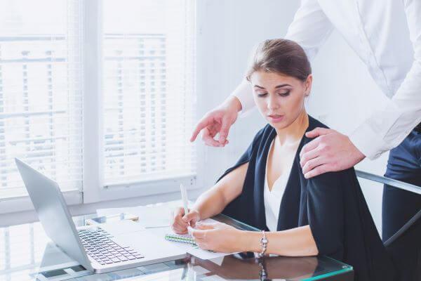 Qué hacer en caso de acoso sexual