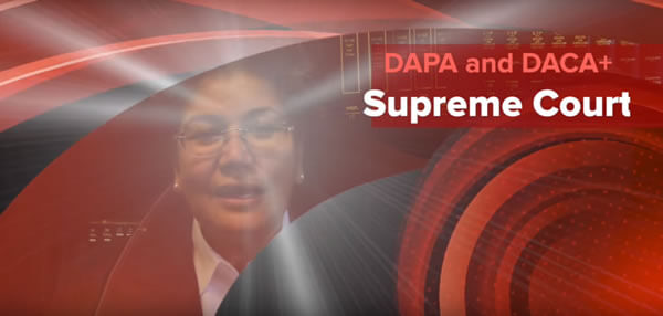 DAPA and Extended DACA in the Supreme Court
